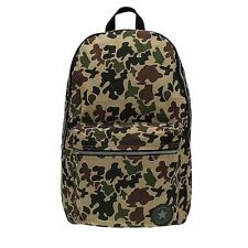 Converse Camouflage Core Patch Plus Canvas Backpack-Camo-One Size