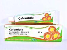 Calendula Marigold Homeopathic Ointment Cream – 25 g - Help for Problem Skin