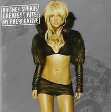 Britney Spears Greatest Hits CD NEW SEALED Oops I Did It Again/Baby One More....