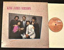 BLACK GOSPEL MODERN SOUL LP King James Version Light 70899-1