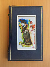 Salvador Dali's Tarot — no. 125 of 125 — Full Leather Binding — 2 of Wands