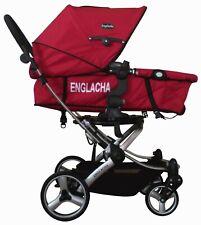 Englacha My Easy Red Stroller - Open Box