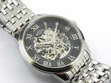Gents Classic Rotary Automatic Skeleton Watch GB00443/04 - 100m