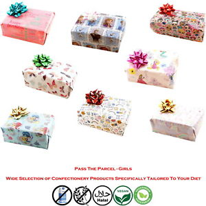 Pass the parcel GIRLS 8 to 16 layers + Main Prize Toy and Sweet in each layer