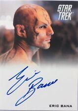 Eric Bana Autograph as Nero from Star Trek Movie 2009