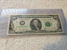 1990 $100. Dollar Bill US Currency w/ free shipping