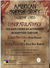 American Horror Story Redemption Card AR2 Redeemed / Clean