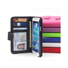 Unbranded/Generic Plain Leather Mobile Phone Cases, Covers & Skins for Samsung Galaxy Note 4