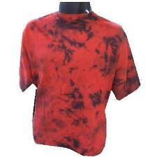 TIE DYE T SHIRT RAINBOW HOLIDAY TYE DIE TOP HIPSTER SKATER RAVE HIPPY FESTIVAL