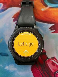 Samsung SM-R760 Gear S3 Frontier 46 mm smartwatch