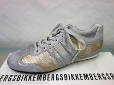 Damen-Turnschuhe & -Sneaker mit Schnürsenkeln aus Echtleder in EUR 38