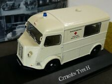 1/43 Atlas Citroen HY Ambulance Collection