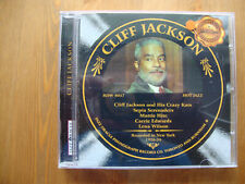 Cliff Jackson recorded in New York 1926-1934 Jazz Oracle CD