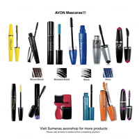 Avon Mascara SuperShock, Super Extend, AeroVolume, MegaEffects, Big & Daring