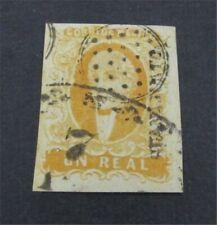 nystamps Mexico Stamp Used Guanajuato U4y554