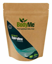 Bodyme orgánica Spirulina En Polvo 250 g (Soil Association Certified)