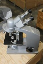 Reichert Microscope WITH EYE PIECES & OBJECTIVES
