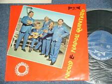 """NICOLO E NAPOLI QUINTETTO Japan Only Original 1961 10"""" LP LIVE IN JAPAN 1962"""