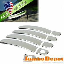 US Fit VW Passat Jetta Bora Golf Polo Chrome Door Handle Covers Trims Keyhole