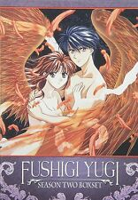 Fushigi Yugi: Season Two (DVD, 2013, 4-Disc Set) - B15