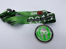 Rare 2015 Spartan Ultra Beast - Lake Tahoe Finisher Medal (Glows-in-the-Dark)