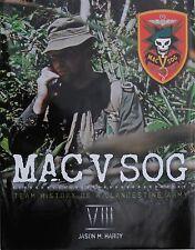 MAC V SOG: Team History of a Clandestine Army, Vol. VIII