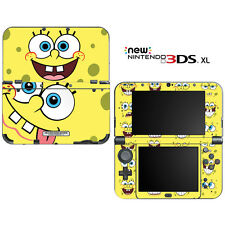Spongebob Squarepants for New Nintendo 3DS XL Skin Decal Cover