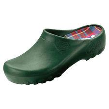 Größe 41 Damen Gartenschuh Fashion Clog grün