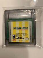 Stuart Little Gameboy Color Game