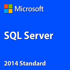 SQL Server  2014 Standard 20 Cores Unlimited CAL Product Key/ 30 Sec Delivery