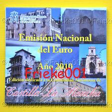 Spanje - Espagne - Officiële set 2010 BU.(La Mancha)