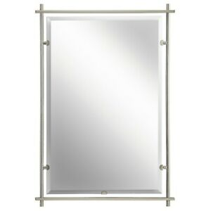 Kichler Eileen Mirror, Brushed Nickel, Mirror - 41096NI