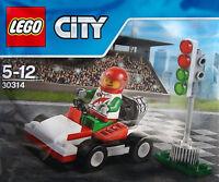 LEGO City #30314 - Go-Kart Racer / Karting - Rare - Collector 2015 - 100% NEW