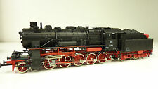Roco pista h0 4112 máquina de vapor br 58 1556 de la DB en embalaje original (lz7572)