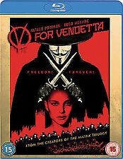 V For Vendetta Blu-Ray NEW BLU-RAY (1000084927)