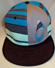 Shark Tooth Cap Beach Surfer Skateboarder Hat Sample Only never meant for Sale