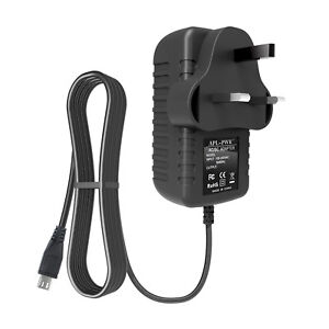 UK Charger for Polaroid ZIP Mobile Printer AC Adapter Power Supply Lead