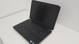 """Dell Latitude E5530 15.6"""" Laptop i5-3320M CPU 4GB RAM 320GB HDD DVDRW Win10 Pro"""