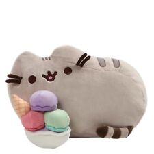 Official Pusheen Ice Cream Sundae Quality Plush Soft Toy