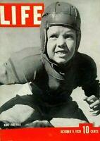 LIFE MAGAZINE OCTOBER 9 1939