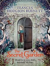 The Secret Garden New Paperback Book Frances Hodgson Burnett