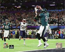 Trey Burton Pass To Nick Foles 2018 Eagles Super Bowl LII Official 8x10 Photo