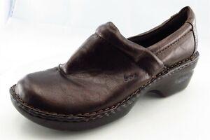 Born concept Size 9.5 Medium (B, M) Bronze Clogs Shoes Synthetic Women