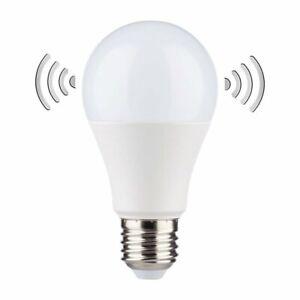 Ampoule Lightway LED 6w = 40w E27 230v avec detecteur de mouvement integré
