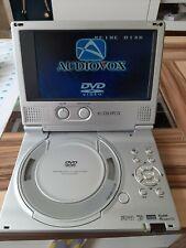 Tragbarer dvd player