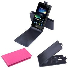 """4.7"""" For Asus PadFone 2 A68 Android Smart Cell phone Folio Case PU Leather Cover"""