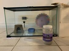 2nd hand Hamster cage and extra items