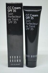Bobbi Brown CC Cream SPF 35 BNIB 1.35fl.oz./40ml ~choose your shade~