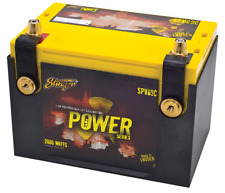 Stinger SPV69C 2000-Watts 775Amp 12V Dry Cell Valve Regulated Acid Battery New