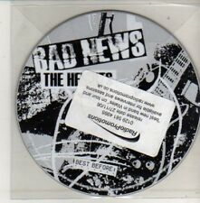 (CM522) The Heights, Bad News - 2006 DJ CD